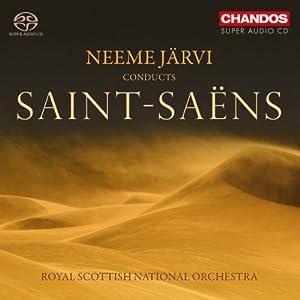 Neeme Järvi Conducts Saint-Saens
