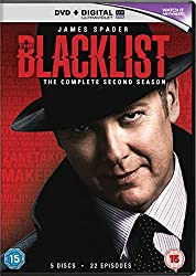 The Blacklist - Season 2 [DVD]