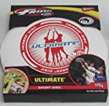 Wham-O Official Ultimate Frisbee - White/Red
