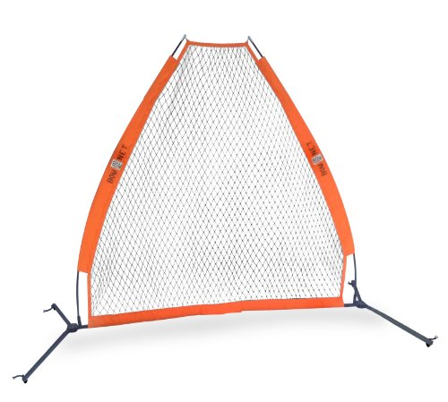 Bownet Portable Pitching Practice Screen with Net and Frame (Portable Pitching Screen compare prices)