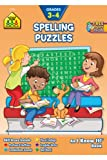 img - for Spelling Puzzles Grades 3-4 book / textbook / text book