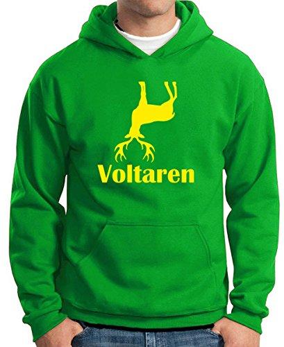 t-shirtshock-sweatshirt-a-capuche-t1097-voltaren-fun-cool-geek-taille-xxl