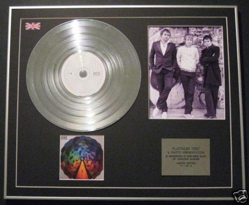 "MUSE-Ltd Edtn CD Platinum-Photo-THE RESISTANCE """