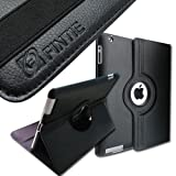 51Qgp7AJKQL. SL160  Black 360 Degree Rotating Stand Smart Cover Leather Case for Apple iPad 2 2nd Generation (with wake/sleep capability)