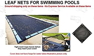 20 39 X 40 39 In Ground Swimming Pool Leaf Net 4