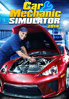 Car Mechanic Simulator 2014 [Online Game Code]