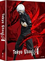 Tokyo Ghoul vA: Season 2 (Limited Editin Blu-ray/DVD Combo) from Funimation
