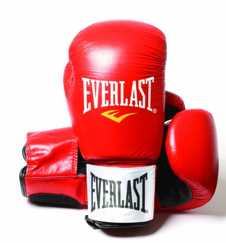 everlast-guanto-da-training-leather-boxing-guantis-fighter-rosso-red-black-16-once