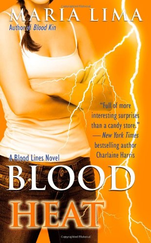 Image of Blood Heat (Blood Lines, Book 4)