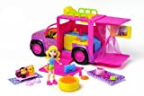 Polly Pocket Slumber Party Safari Vehicle