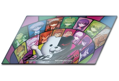 High School Students The Animation Desk Mat Of Despair Gakuen Bullet Refute Hope (Japan Import)