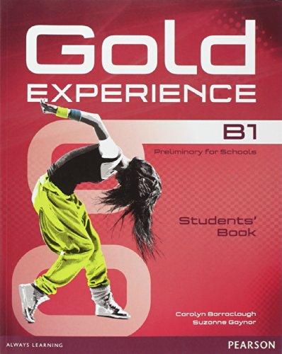 Gold experience. B1. Con espansione online. Per le Scuole superiori. Con Multi-ROM