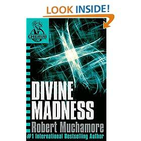 CHERUB: Divine Madness (CHERUB Series Book 5)