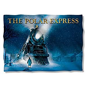 amazoncom movie poster the polar express pillow