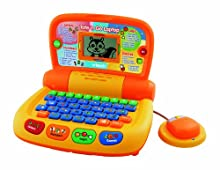 Vtech Preschool Learning Tote and Go Laptop