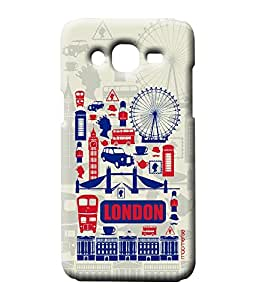City of London - Sublime Case for Samsung J7