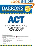 Barron's ACT English, Reading, and Wr...