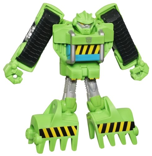 Transformers Rescue Bot - Boulder The Construction Bot
