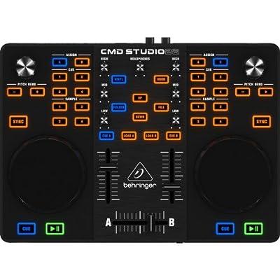 Behringer Dj Controller Cmd Studio 2a from Behringer