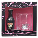 Bailey's Irish Cream Tipple & Treat Glass & Chocolate Gift Pack