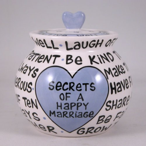 Buy Secrets of A Happy Marriage Jar