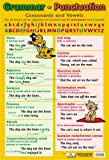 Grammar and Punctuation - Educational Poster Chart (60x40cm)
