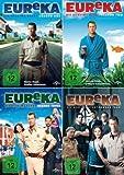 EUReKA - Die geheime Stadt, Staffeln 1-4 (17 DVDs)