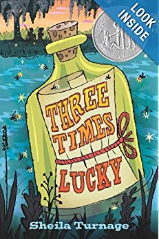 What My Kids Read Reviews Three Times Lucky by Sheila Turnage