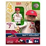 Matt Holliday MLB St. Louis Cardinals Oyo Series 5 Minifigure