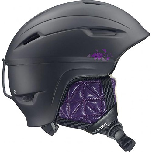 Salomon-Helm-Pearl-4D-Black-53-56-L37775200
