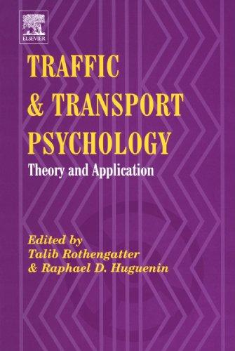 Psicología del tráfico - 0 - transporte: Teoría y aplicación