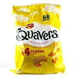 Walkers Quavers Cheese 18 Pack 240g