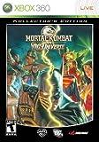 Mortal Kombat VS DC Universe Collector's Edition