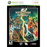Mortal Kombat VS DC Universe Collector's Edition -Xbox 360 ~ Midway Entertainment