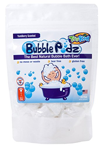 TruKid Bubble Podz, Yumberry, 24 Count - 1