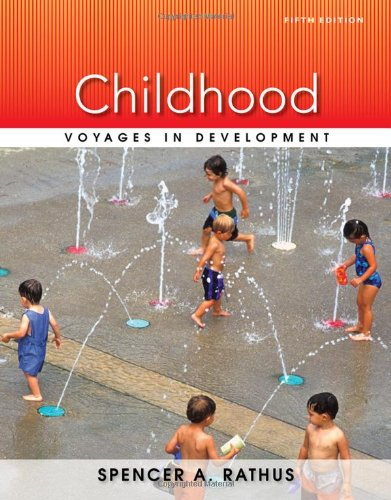 Childhood: Voyages In Development front-1080301