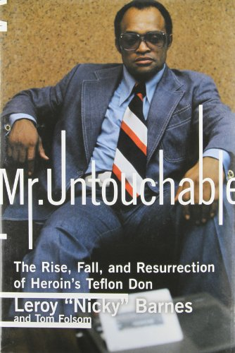 Mr. Untouchable, by Leroy Barnes, Tom Folsom