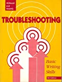 img - for Troubleshooting: Basic Writing Skills book / textbook / text book
