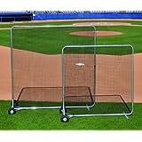 Jaypro Sports BLFS-101 Big League 10 ft. Fungo Screen by Jaypro Sports