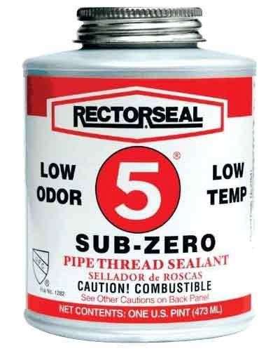 rectorseal-27651-1-2-pint-brush-top-no5-sub-zero-pipe-thread-sealant