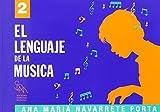 img - for LENGUAJE DE LA MUSICA 2 SDM book / textbook / text book