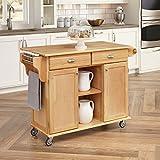 Home Styles 5099-95 Napa Kitchen Center, Natural Finish