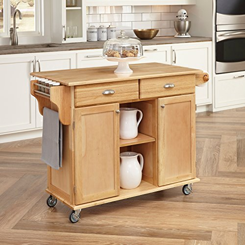 Home Styles 5099-95 Napa Kitchen Center, Natural Finish