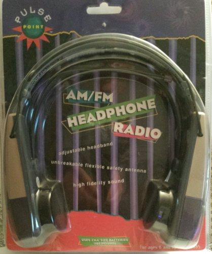 Am/Fm Headphone Radio