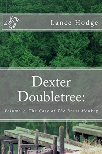 dexter-doubletree-the-case-of-the-brass-monkey-dime-novel-publications-book-2-english-edition