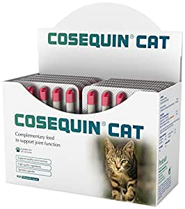 cosequin joint health supplement for cats 150 capsules pet su. Black Bedroom Furniture Sets. Home Design Ideas