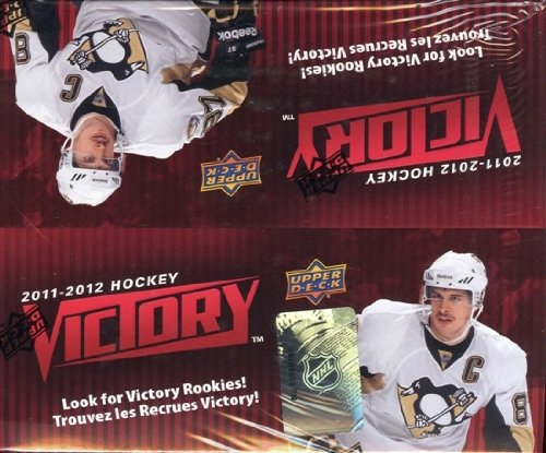 NHL 11-12 Victory Retail Trading Cards
