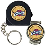 NBA Cleveland Cavaliers 6' Tape Measure, Key Chain & Money Clip Set Amazon.com