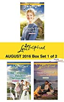 Harlequin Love Inspired August 2016 - Box Set 1 Of 2: A Beau For Katie\her Unexpected Family\small-town Girl (the Amish Matchmaker)