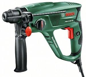 Bosch PBH 2100 RE HomeSeries Bohrhammer + Koffer (550 W, 1,7 J, max. BohrØ Beton 20 mm)  BaumarktKundenbewertung und weitere Informationen